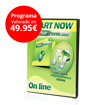programa de alongamento Naturpenis